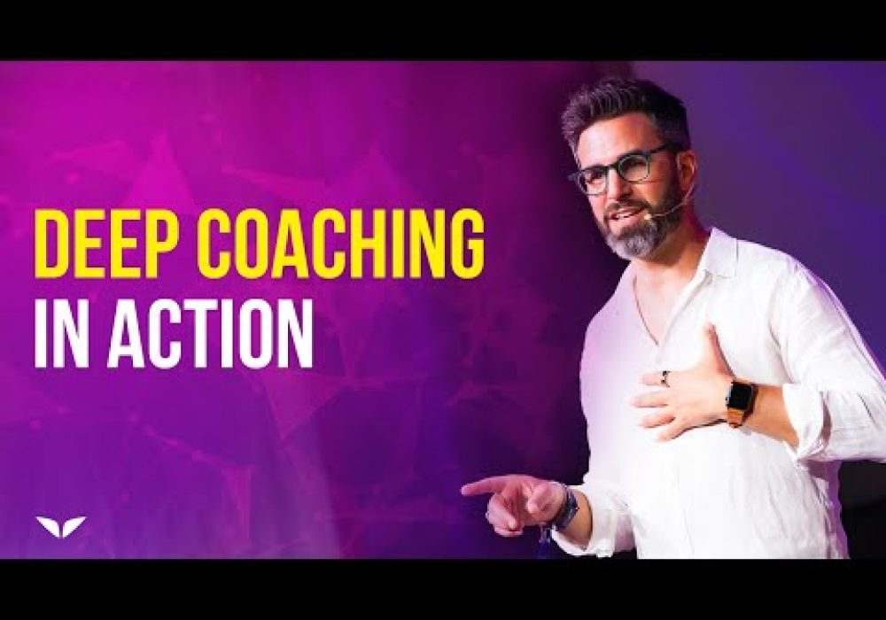 How To Use Deep Coaching Techniques In A Coaching Session | Rich Litvin