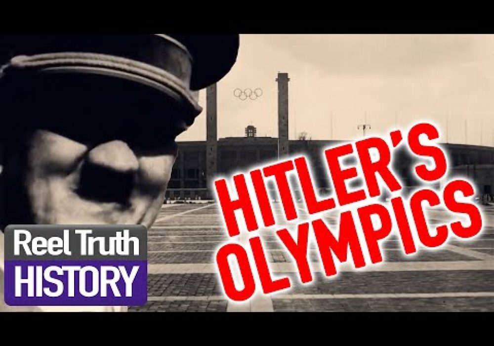 The 1936 Nazi Olympic Games | Hitler's Olympics | Reel Truth History Documentaries