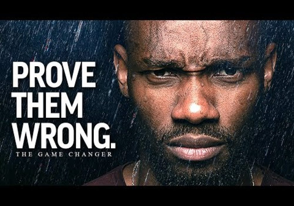I AM THE GAME CHANGER – Powerful Motivational Speech Video (Featuring Marcus Elevation Taylor)