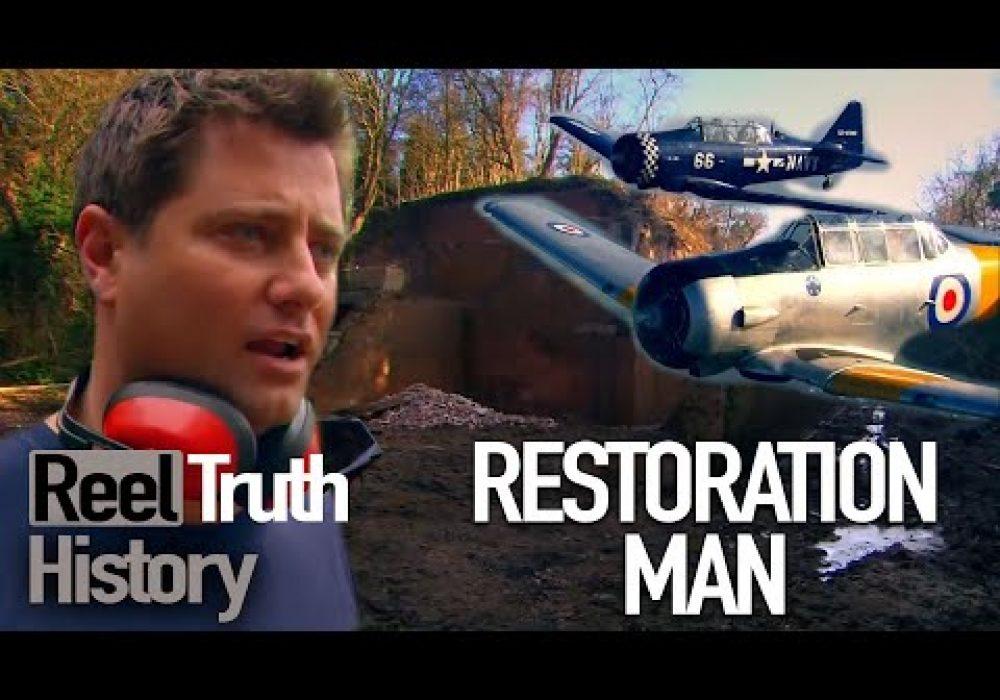 Forgotten World War Two Bunker (Restoration Man) | History Documentary | Reel Truth History