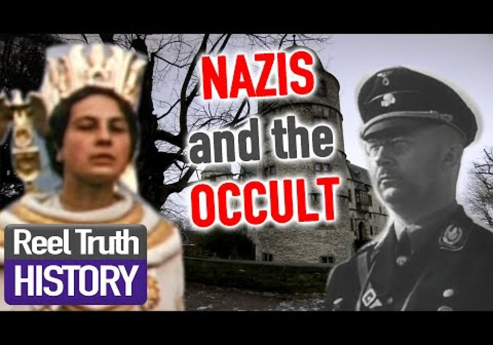 Nazis and the Occult | The Nazi Temple of Doom | Reel Truth History Documentary