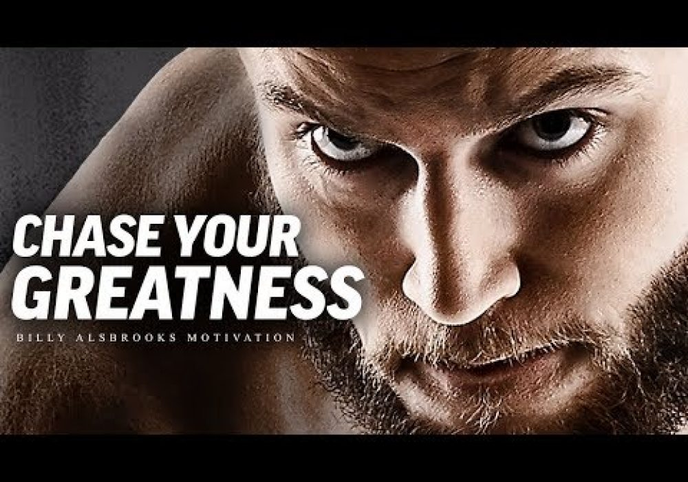 CHASE YOUR GREATNESS – 2020 New Year Motivational Video (Ft. Billy Alsbrooks)