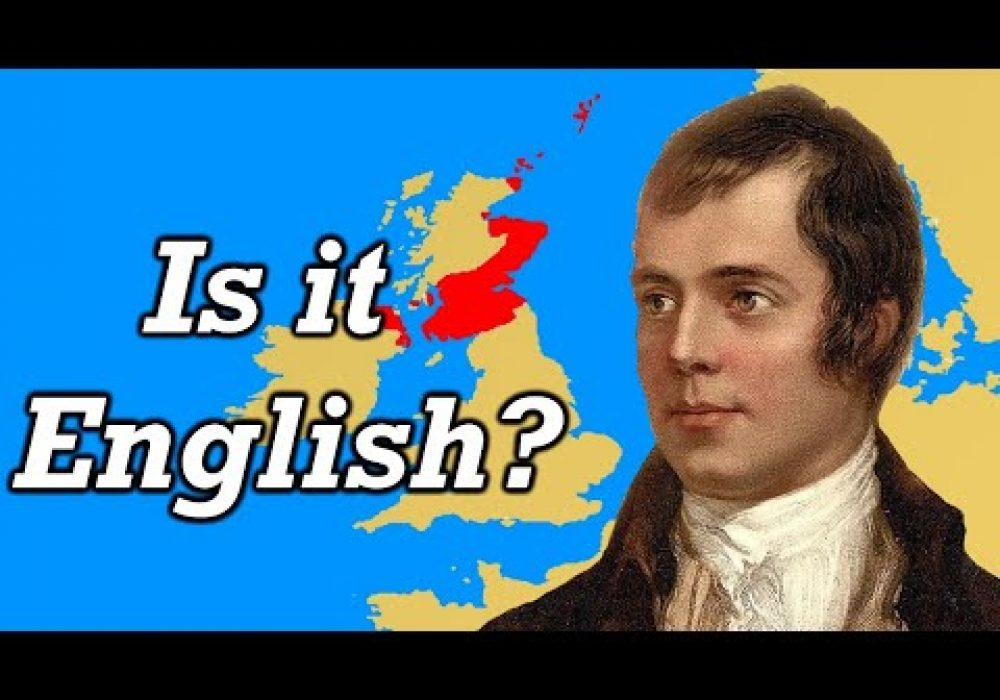 Scots – English or Another Language?
