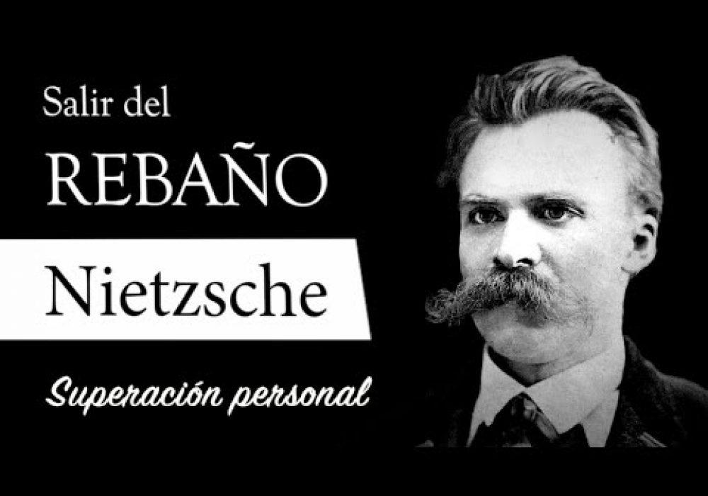 SALIR del REBAÑO (Nietzsche) – Filosofía MOTIVACIONAL para Perseguir la EXCELENCIA