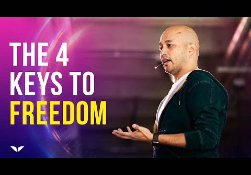 4 Keys To Freedom In Your Life & Coaching Business