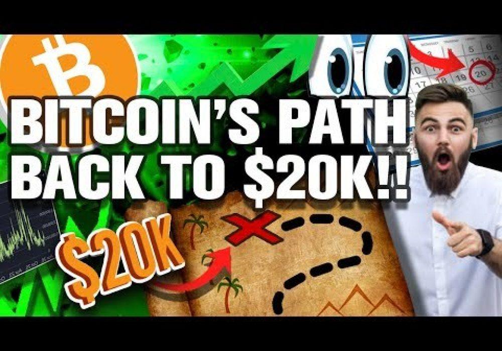 GET READY! $20k BITCOIN Is Much Closer Than It Seems!!