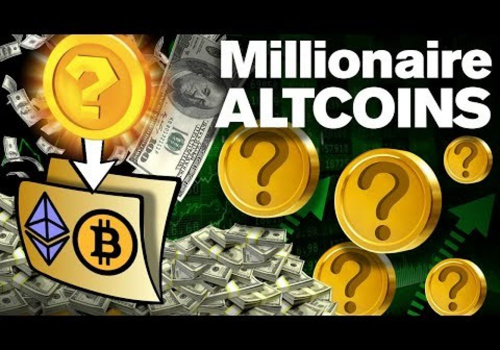 Top ALTCOINs To Turn You Into A MILLIONAIRE!!
