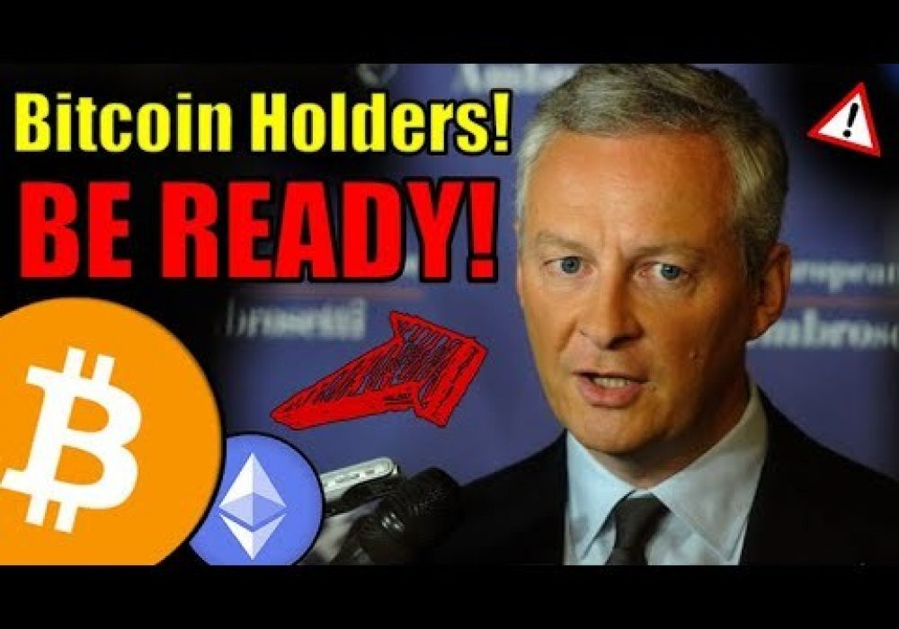 France Declares WAR on Cryptocurrency! US Investors MUST Act Now! Ethereum & Bitcoin News