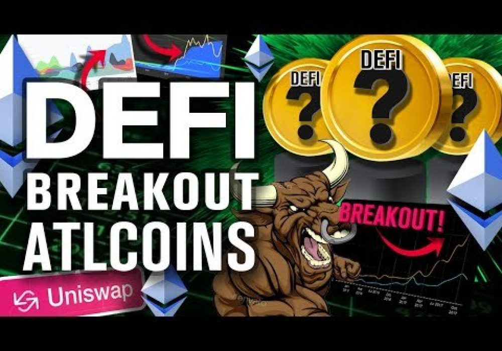 3 DeFi ALTCOINs Primed for BULL BREAKOUT💥🚀
