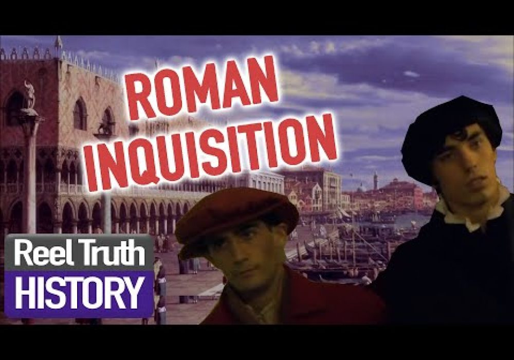 ROMAN CATHOLIC INQUISITION | Secret Files of The Inquisition | Reel Truth History Documentaries