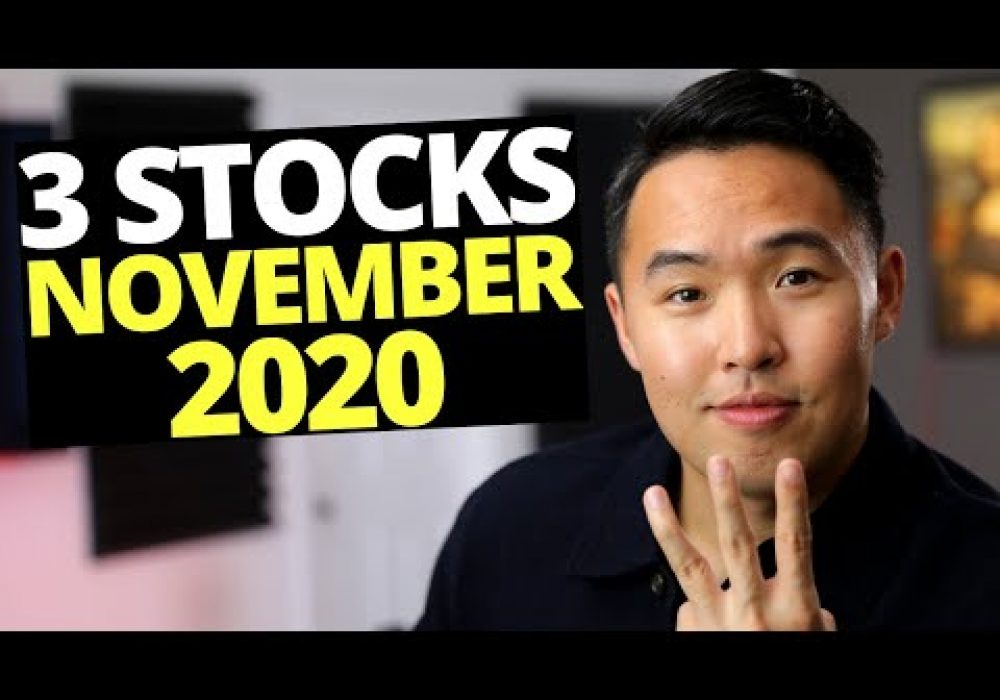 3 Stock To BUY November 2020 Robinhood (High Growth and Value)