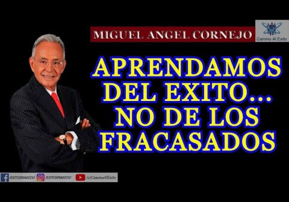 MIGUEL ANGEL CORNEJO – CONFERENCIA MAGISTRAL PARTE 1/2 – MOTIVACIÓN PERSONAL EN HD