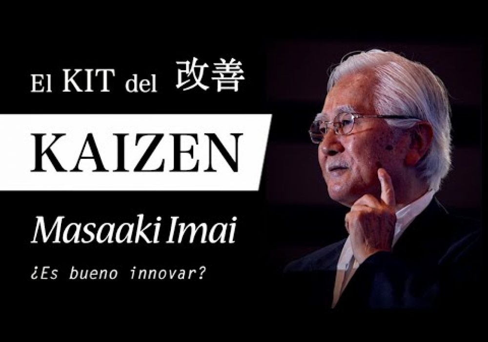 EL KIT KAIZEN (Masaaki Imai) – Filosofía Motivacional JAPONESA para la MEJORA CONTINUA a Largo Plazo