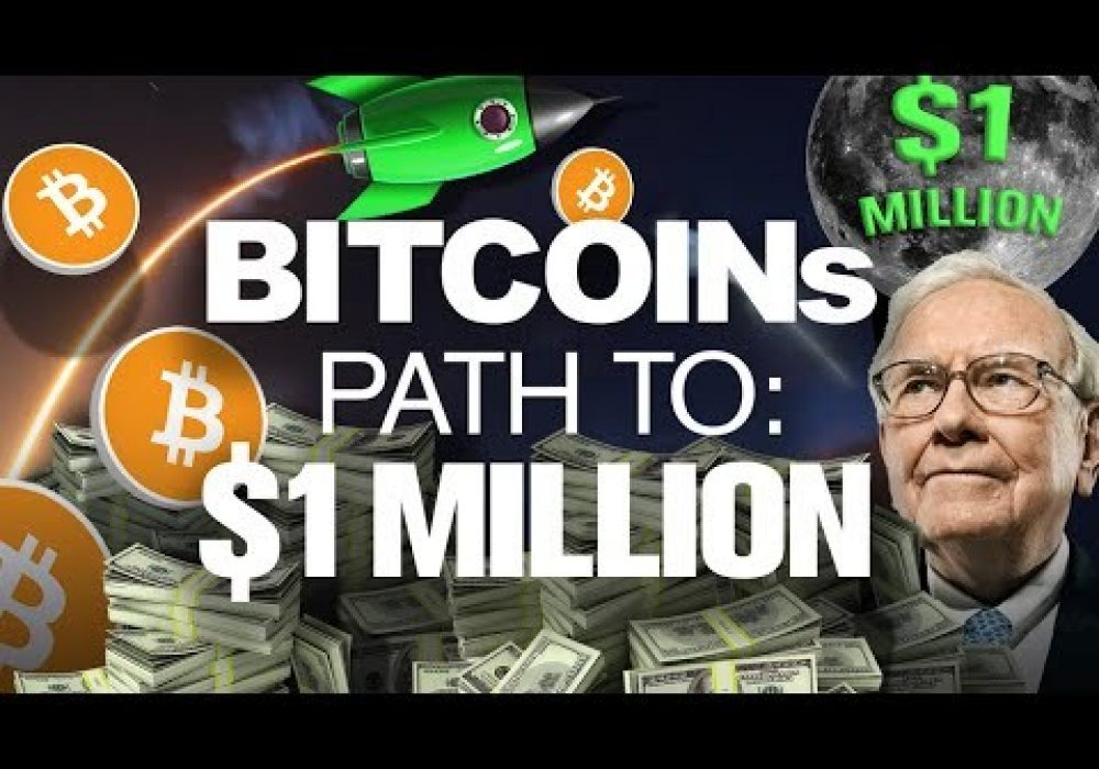 Shortage of BITCOIN to Push Price to $1 Million Dollars!!