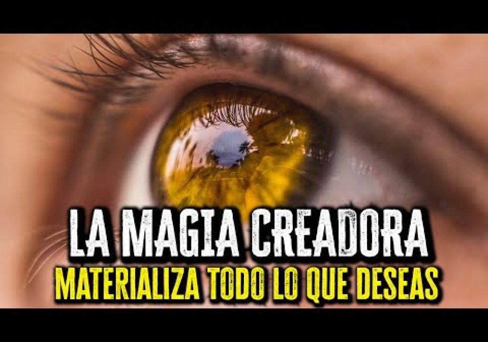 Conocimiento 360 – #01 La Magia Creadora || El Secreto para Manifestar tus Sueños