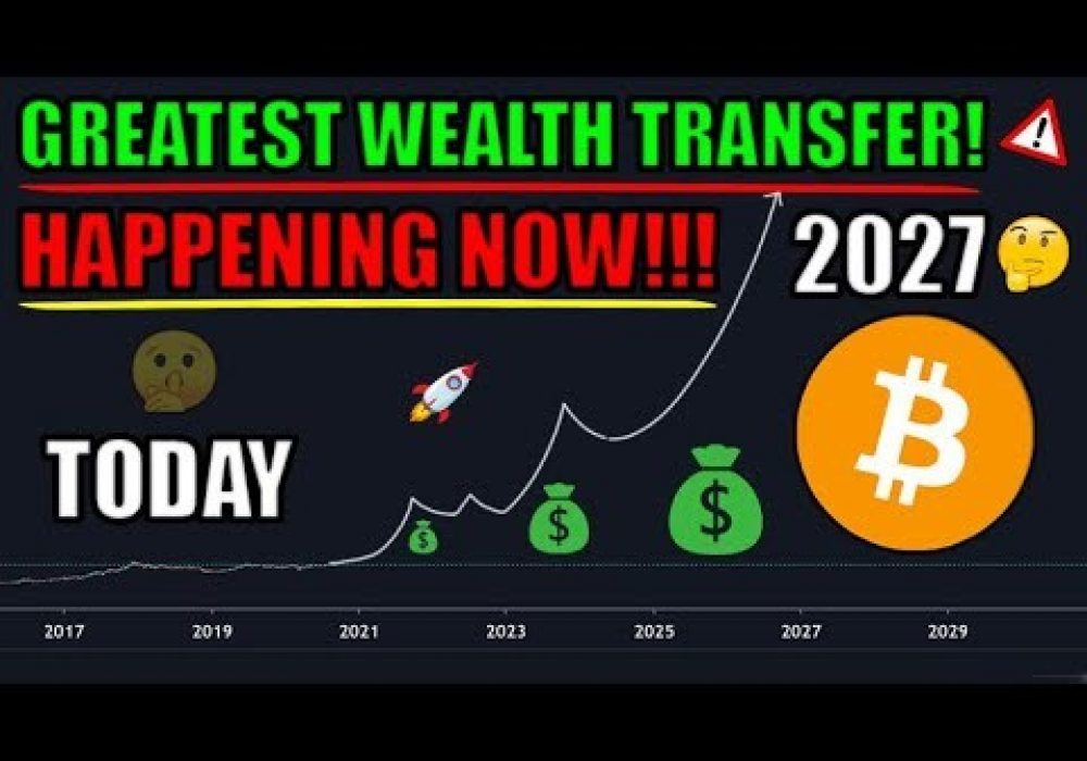 🔴My Personal 10x-100x Cryptocurrency Investing Strategy! Bitcoin & Crypto Will Make MILLIONAIRES!