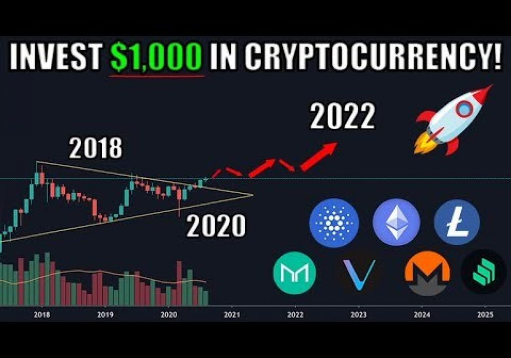How I Would Invest $1000 in Cryptocurrency For HUGE GAINS (Besides Bitcoin) | Cryptocurrency Tips
