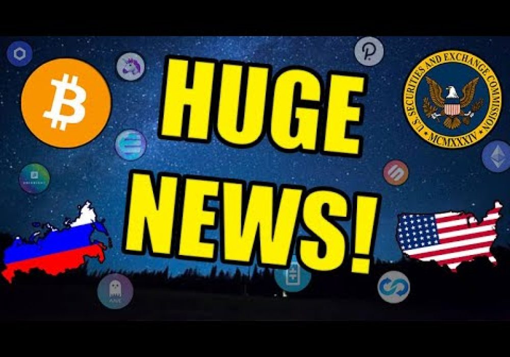 Institutional Investors Plan To Buy EVERY Bitcoin Dip! HUGE Cryptocurrency News Today! 👀 Watch Now