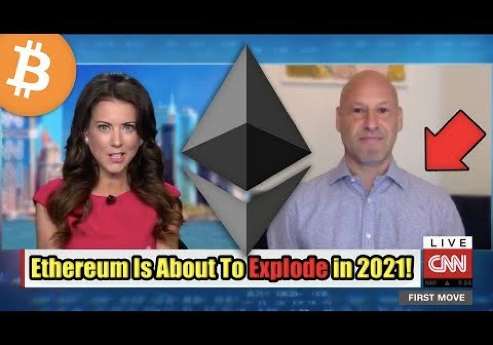 BREAKING: If You Hold Ethereum You NEED to See This!! Cryptocurrency Co-Founder Major Announcement!