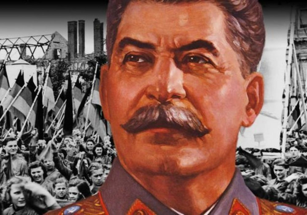 Stalin uncovered: How dictator was 'bullied' over horrifying facial disfigurement – Daily Express