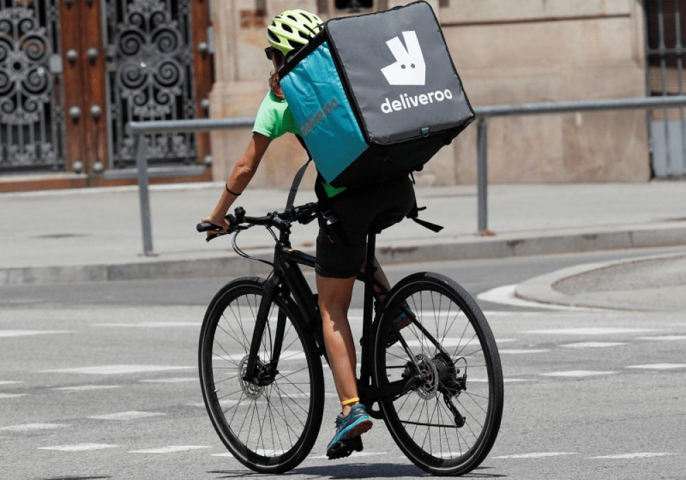 Amazon and Deliveroo are preparing their fightback against a UK competition probe which put a $575 million mega-investment on ice