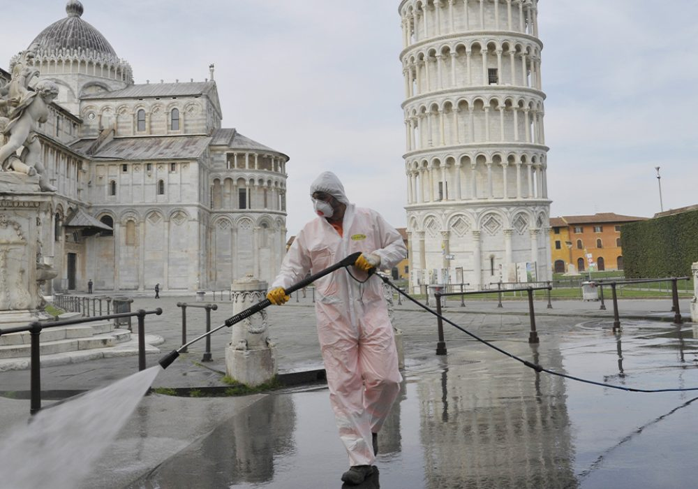 Lessons from Italy's Response to Coronavirus