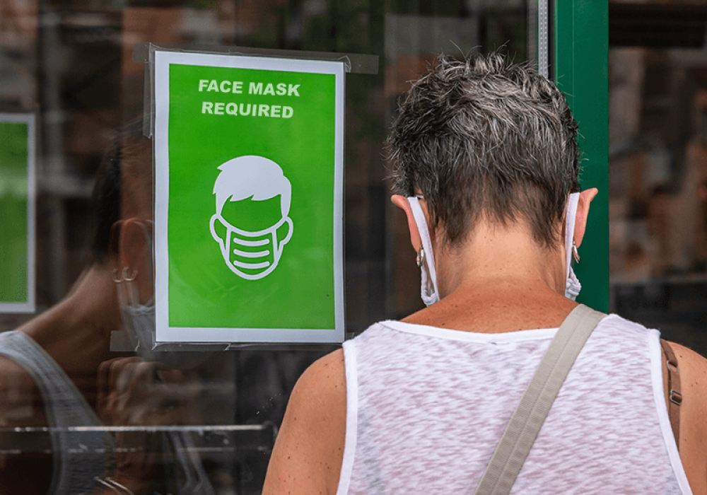 71% of Consumers More Likely to Shop at Stores Requiring Face Masks