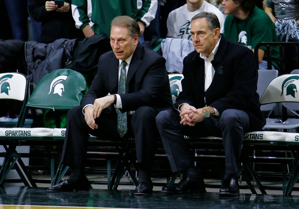 Tom Izzo remains confident in Michigan State football's complicated coaching search – MLive.com