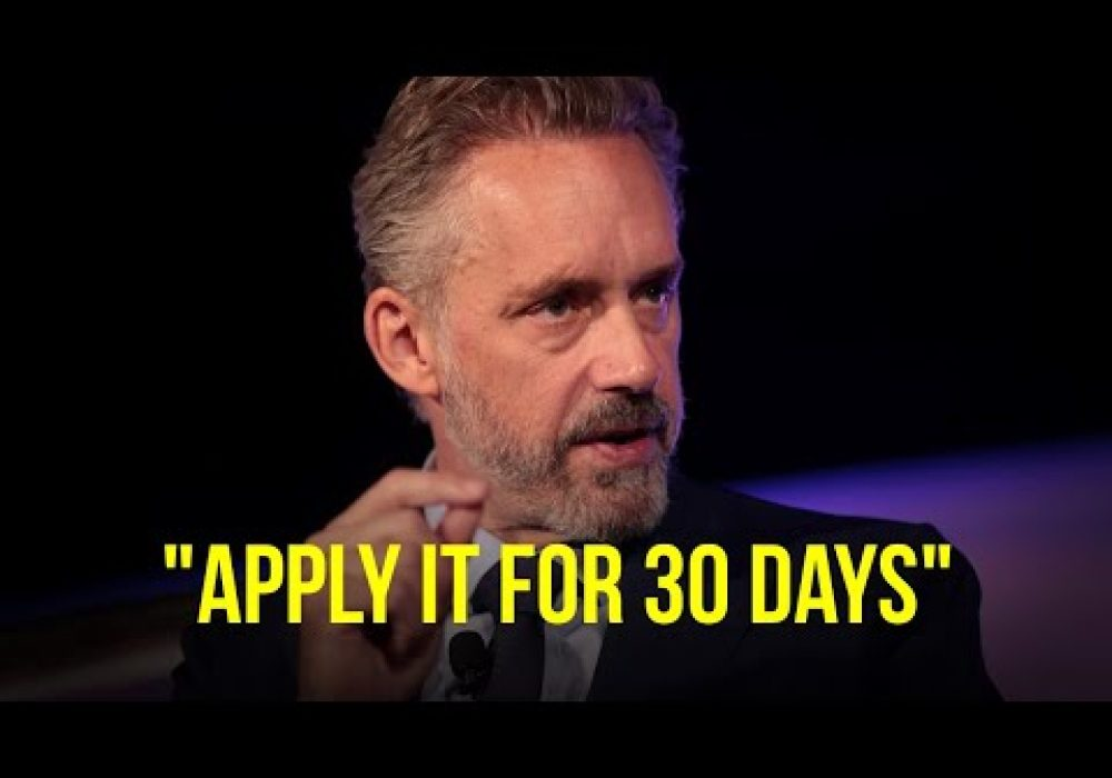 """Jordan Peterson 