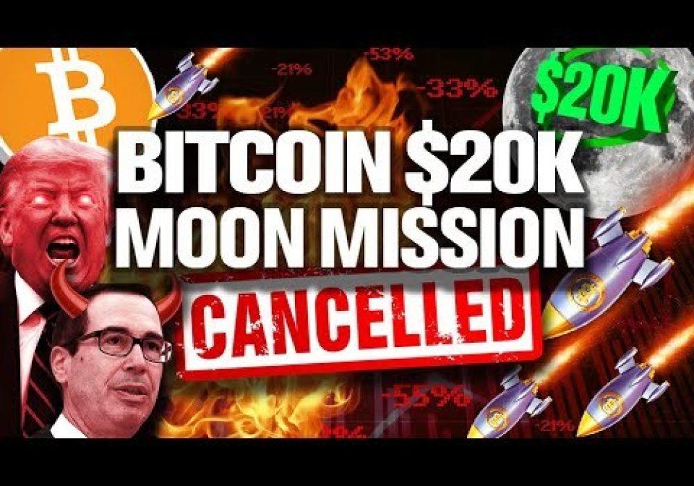 BITCOIN Was Setup to FALL!! How Far Will it CRASH!?