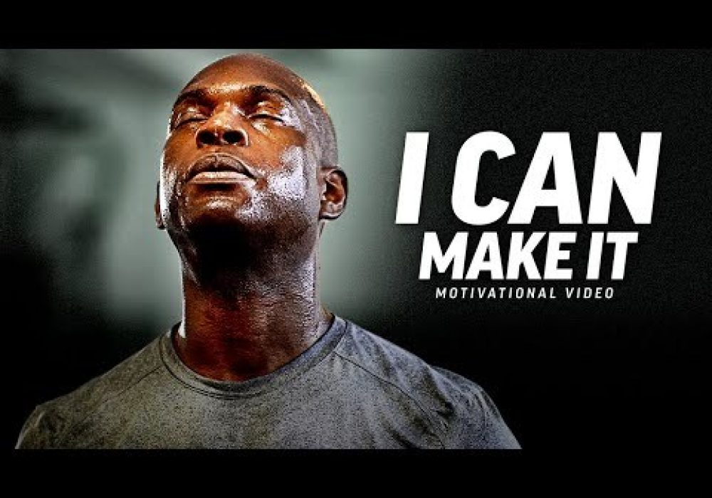 I CAN MAKE IT – Powerful Motivational Speech Video