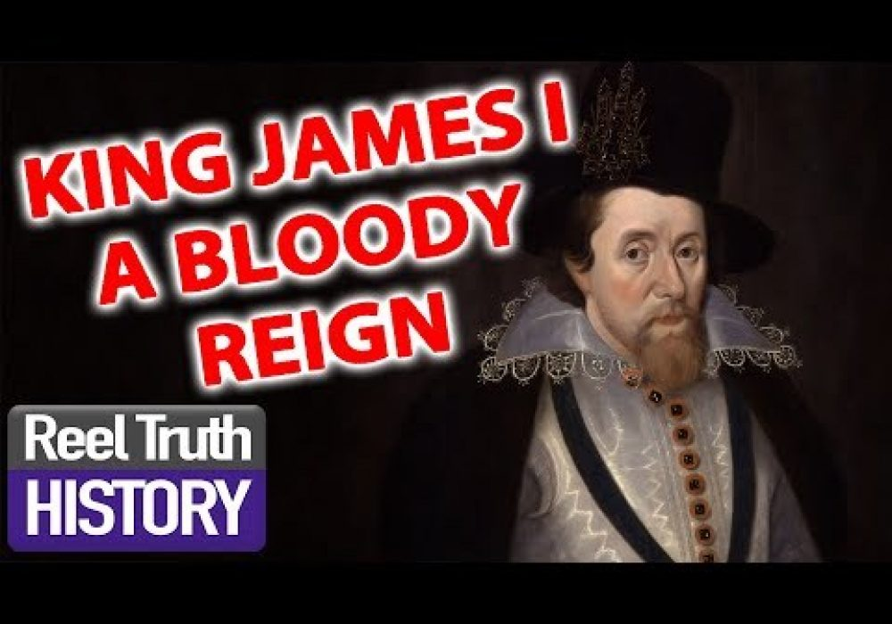 KING JAMES I | The Stuarts: A Bloody Reign | Episode 1 | Reel Truth History Documentaries