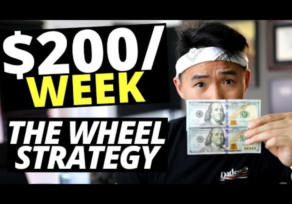 Generating Consistent Income with The Wheel Strategy on Robinhood