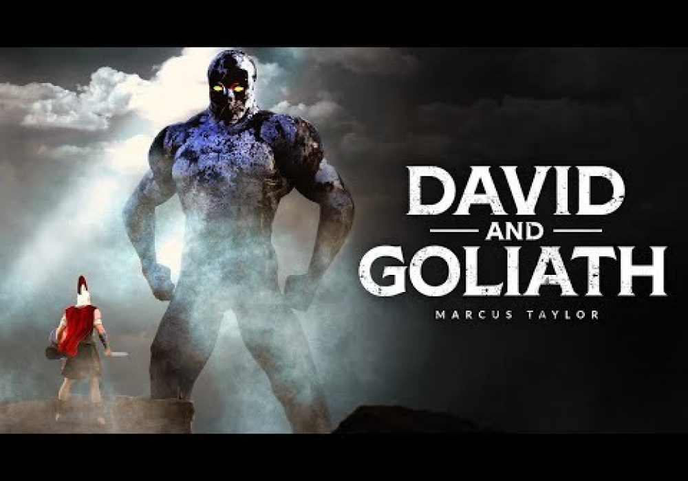 DAVID AND GOLIATH – The Most Powerful Motivational Speech of 2020 (Ft. Marcus Taylor)