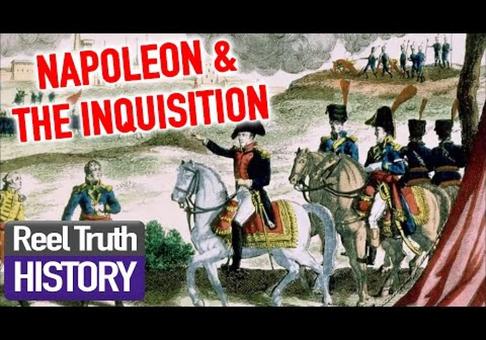 Napoleon & The Papal Inquisition | Secret Files of The Inquisition | Reel Truth History Documentary