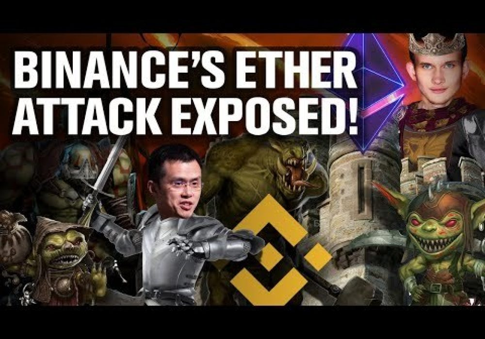 Binance is Enemy #1 of the ETHEREUM DeFi Kindgom!!