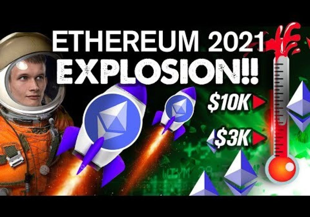 Ethereum to Propel Past $3k In Just 6 Months!? Yes!! Here's Why…