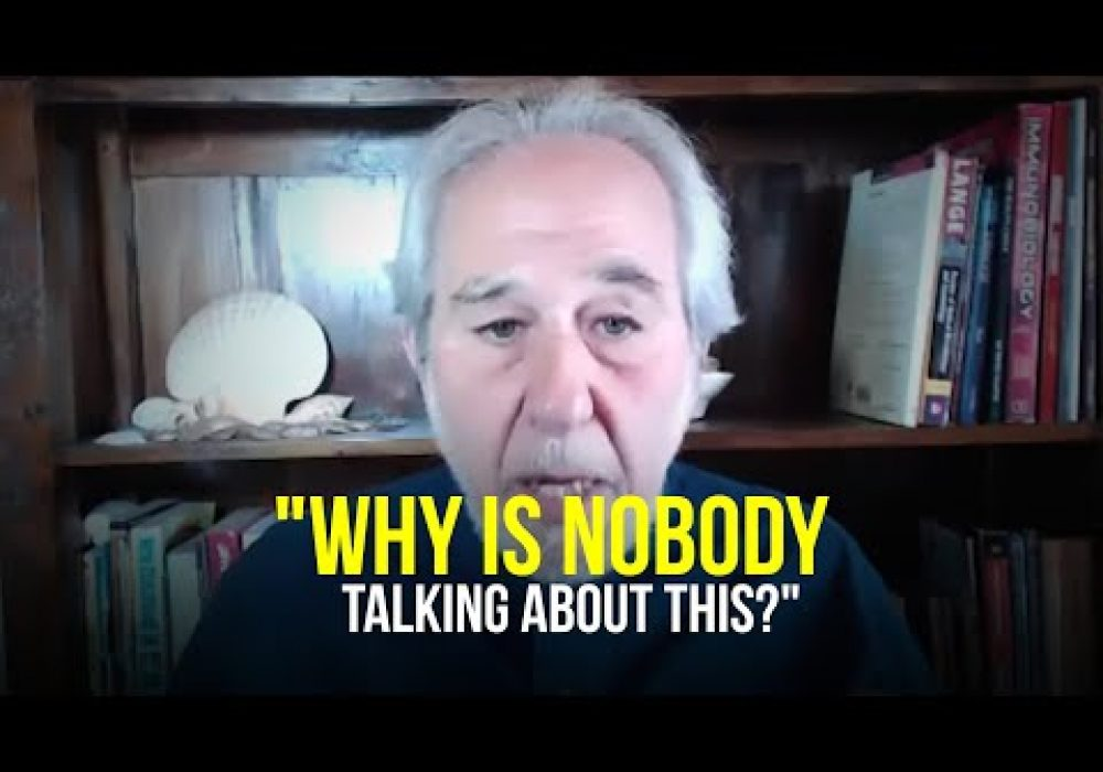 IMPORTANT Message From Dr. Bruce Lipton