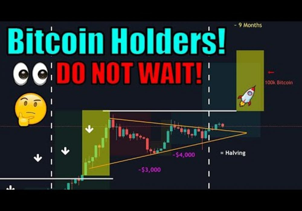 🔴This Is THE LAST Bitcoin Price Dip Before The Big Rally!? Prepare To NEVER See This Level Again!