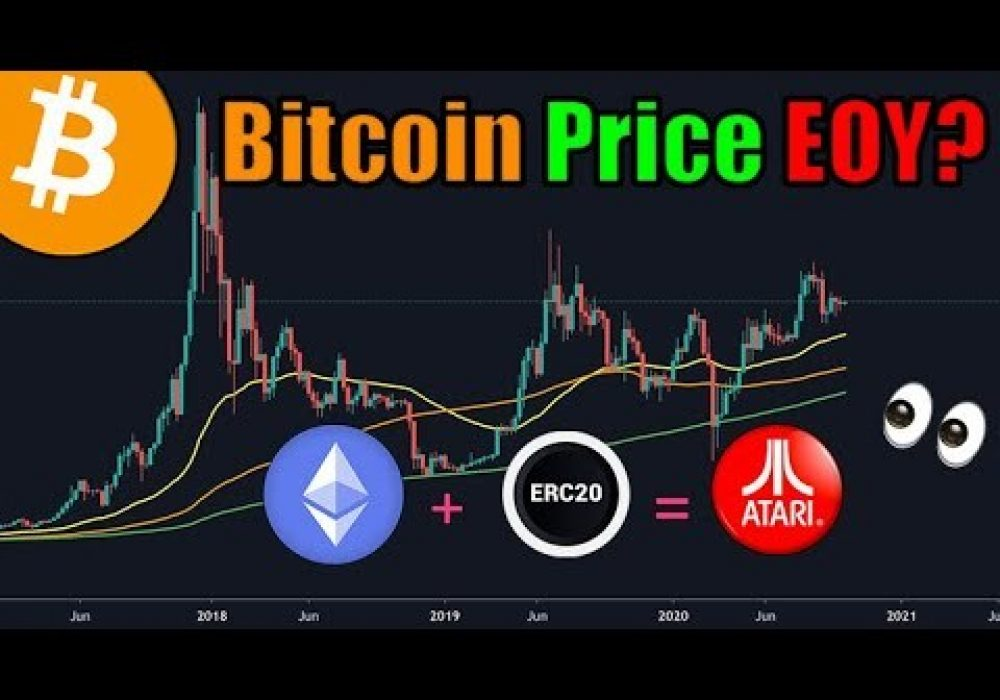 End Of Year Bitcoin Price Prediction? What Is The Best Cryptocurrency Investment? Atari Coin News