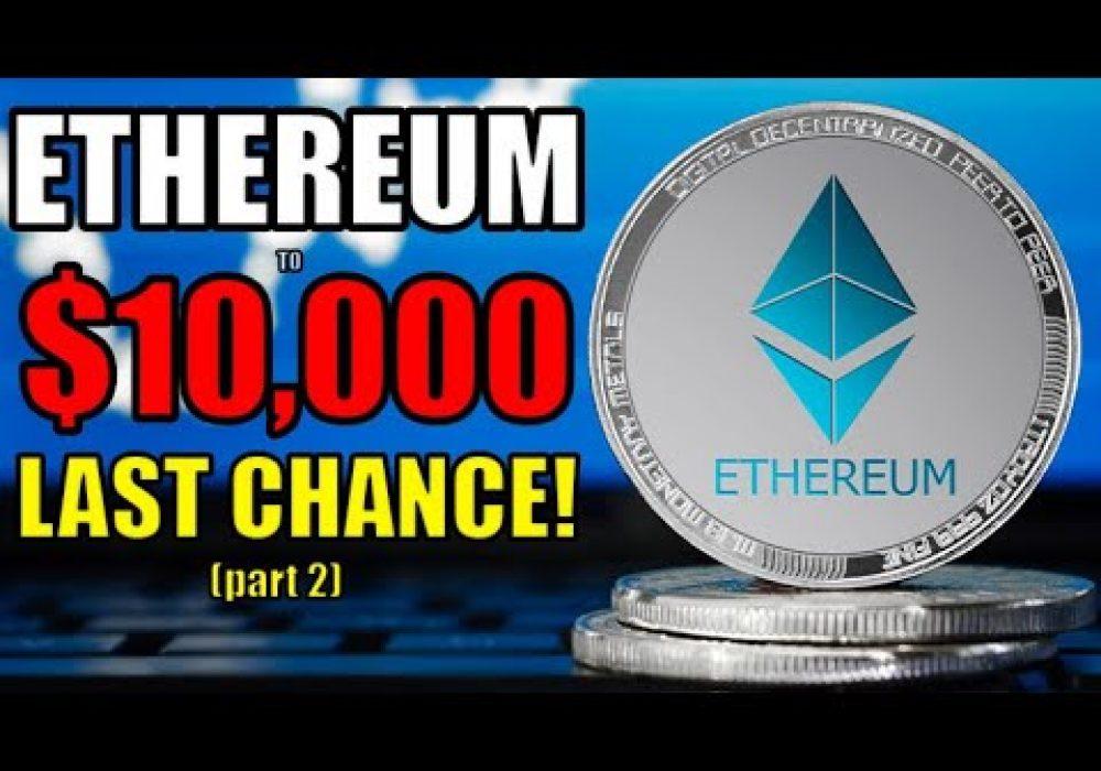 How ETH EXPLODES To $10k (Part 2)!!! THE BULL CASE FOR ETH In 2021 🔥🔥 (ETHEREUM BULL RUN) + Litecoin