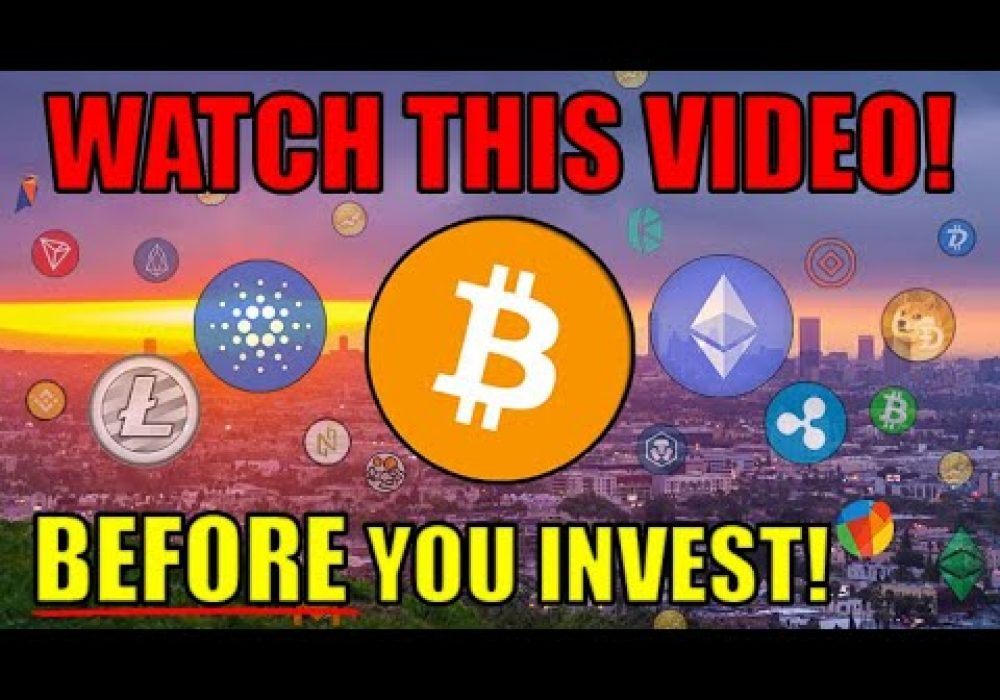 My EXACT Investing Strategy: Why I'm ONLY Buying Bitcoin Right Now! Warning To All Crypto Investors!