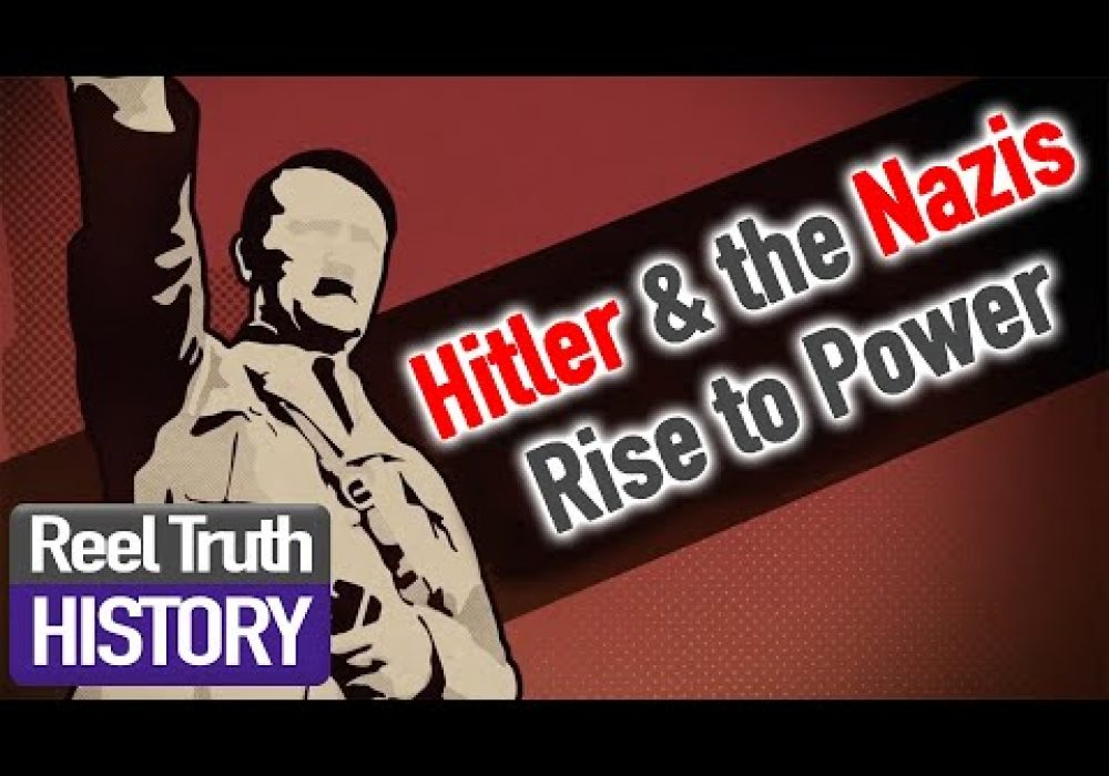 How The Nazis Took Control | Hitler's Propaganda Machine | Reel Truth History Documentaries