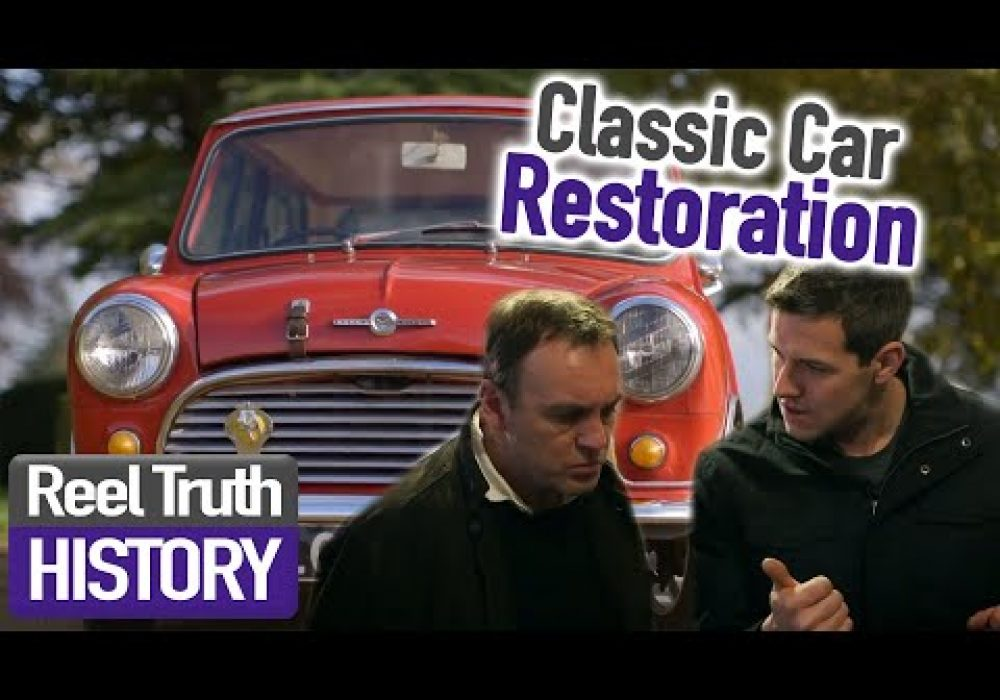 Classic Mini Cooper Restoration (Before & After) | For The Love Of Cars | Reel Truth History
