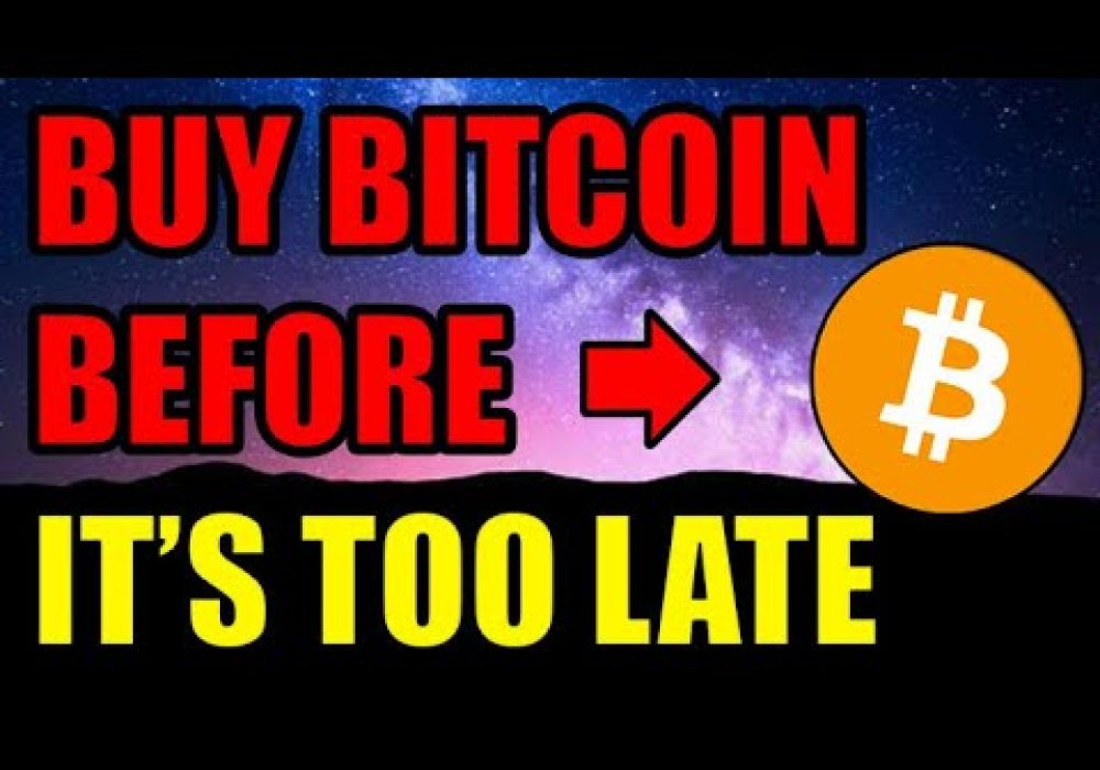 Bitcoin Is On Track To Hit $100,000 By 2022! Do You Own Enough Bitcoin? Cryptocurrency News