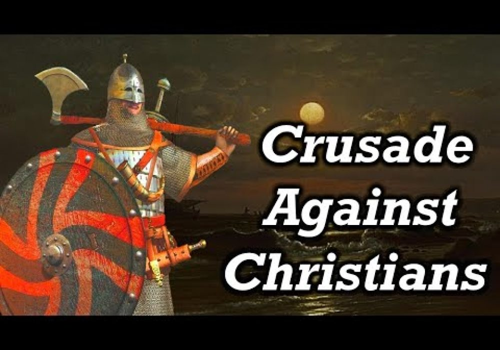 Why The Fourth Crusade Happened