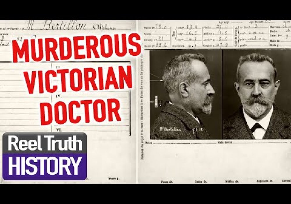 VICTORIAN Doctor On The Run | Murder Maps | Reel Truth History Documentaries