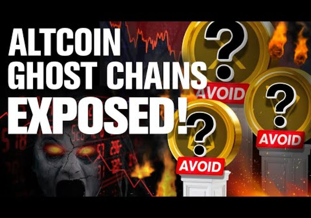 "AVOID THESE ALTCOINS!! The ""FAKE"" Ghost Chains…"