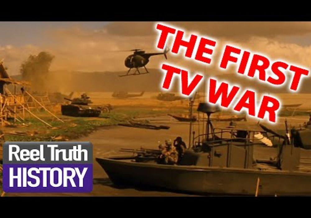 The TV War   The Vietnam War   Reel Truth History Documentaries