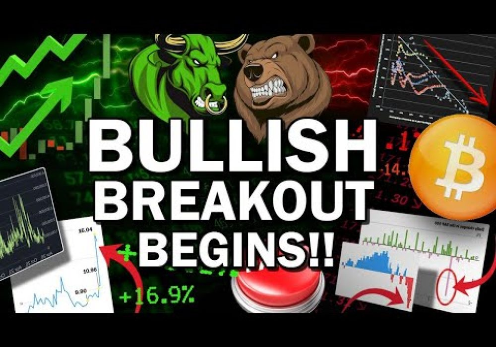 BULLs Are About to WIN! BITCOIN Breakout In 321…